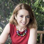 """Claudia De Lillo alias Elasti, journalist, writer, author of """"Di"""
