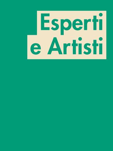 Esperti e artisti