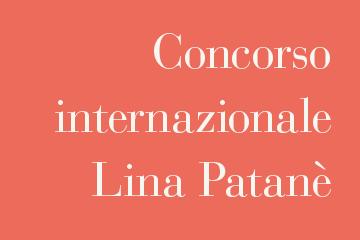Concorso Internazionale per microracconti Lina Patanè
